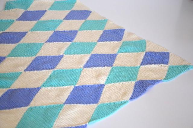 Rombe-tæppe