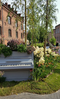 Blomsterfestival Odense