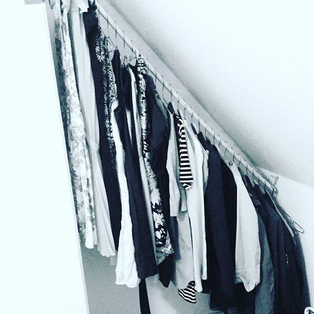 Diy skr v gsgarderobe for Walk in closet abbreviation