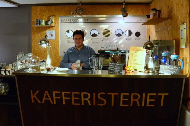 Kafferisteriet Odense
