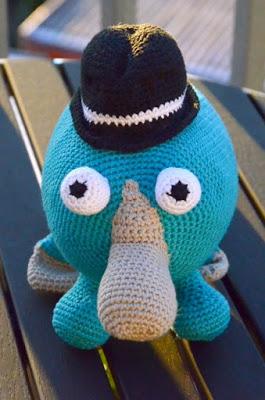 Agent P Næbdyret Perry