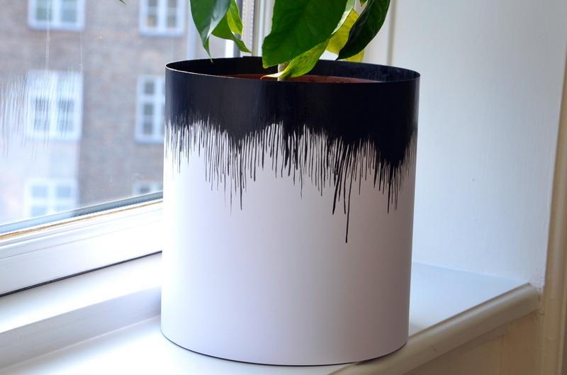 DIY urtepotteskjuler